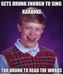 Funny Karaoke Meme - karaoke meme funny image photo joke 06 quotesbae