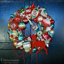 glittermoon vintage christmas recycling memories from christmas