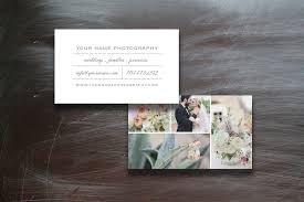 Business Card Design Pricing Photography Marketing Set Pricing Guide Template Photography