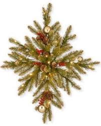 cyber monday sale national tree company 32 pre lit led gold