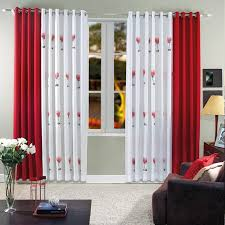 Black And White Modern Curtains Red And Black Curtains Living Room Modern Curtains For Living Room