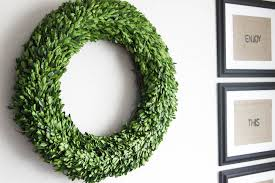 incridible boxwood wreath with on home design ideas with hd