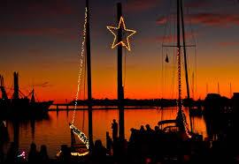 Lights On The Neuse Spirit Of Christmas 2014 Towndock Net Oriental Nc