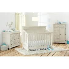 Hudson 3 In 1 Convertible Crib by Truly Scrumptious Heidi Klum Chifferobe Mist Heidi Klum