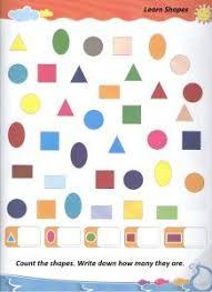 shapes worksheets archives preschool crafts