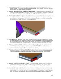 4x8 utility trailer instructions