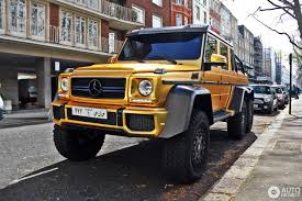 mercedes g class 6x6 mercedes benz g 63 amg 6x6 29 march 2017 autogespot