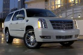 used 2014 cadillac escalade esv for sale pricing features