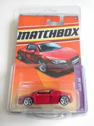 matchbox audi r8 wheels audi r8 2008 y matchbox r8 rojo y plateado 1 800 00