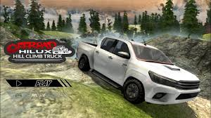 toyota pagina oficial toyota hilux todo terreno 4x4 nuevo juego offroad android