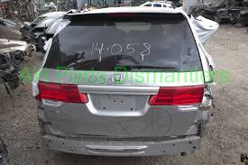 honda odyssey car parts 2008 honda odyssey parts car parting out 14 058 1 fix your car