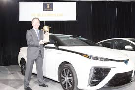 Toyota Mirai Wins 2016 World Green Car Award Saudi Gazette