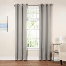 Grey And Silver Curtains Gray And Silver Curtains Drapes You Ll Wayfair
