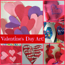 mini monets and mommies 9 creative valentine u0027s day crafts for kids