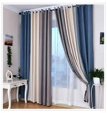 Pink And Navy Curtains Blue And Grey Curtains Teawing Co