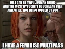 Fifth Element Meme - leeloo multipass 5th element meme generator imgflip