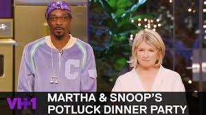 martha u0026 snoop u0027s potluck dinner party official super trailer