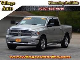 dodge trucks for sale in wisconsin and used dodge trucks for sale in oconto wisconsin wi