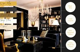 bathroom scenic black white and gold living room ideas dining