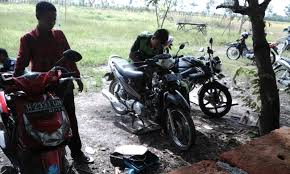 teknik sepeda motor