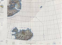 Iceland Map Location Iceland Maps Perry Castañeda Map Collection Ut Library Online