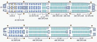 plan si es boeing 777 300er air seat map garuda indonesia