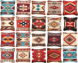 pillows el paso saddleblanket wholesale rugs pottery furniture