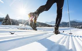 winter sports in lindau on lake constance