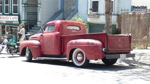 Old Ford Truck Colors - flat old ford pickup mister mort
