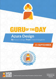 azura design azuradotdesign twitter