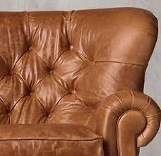 Brompton Leather Sofa Kensington Leather Sofa Italian Brompton Chestnut Restoration