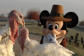 happy thanksgiving from disney parks disney parks