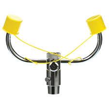 Faucet Mounted Eyewash Station Eye Wash U0026 Flush R U0026r Products Inc Commercial Golf And Turf