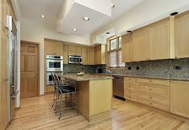 kitchen with light maple cabinets 53 high end contemporary kitchen designs with wood