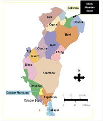 Nigeria State Map by Coping With Seasonality A Case Study Of Family Owned Micro