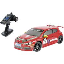 carson modellsport vw scirocco 1 10 rc model car nitro road