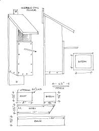 guard house floor plan wren houses for sale modern birdhouse designs what direction