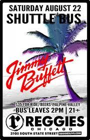 Jimmy Buffet Alpine Valley by Jimmy Buffett At Alpine Valley Reggies Chicago