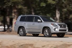 lexus suvs 2013 lexus gives the 2013 lx 570 luxury suv a new face