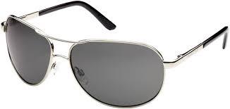 suncloud aviator polarized sunglasses unisex