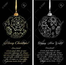 luxury card background with ornaments vector
