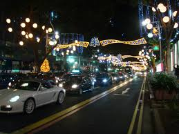 Best Way To Hang Christmas Lights by Orchard Road Christmas Light Up Dksg