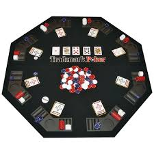 poker game table set trademark poker tables game room the home depot