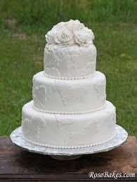 wedding cake lace behance