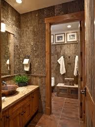 Bathroom Wall Designs Best 25 Rustic Bathroom Designs Ideas On Pinterest Rustic