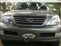 lexus gx470 no sound installing a winch on my gx470 hitch mounted yes or no