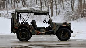 1970 ford m151a2 military jeep t82 indianapolis 2013