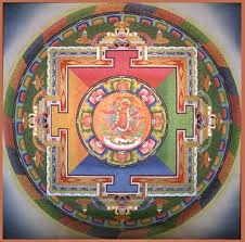 Buddhist Treasure Vase Digital Tibetan Buddhist Altar 2 1 09 3 1 09