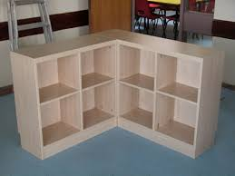 Corner Storage Desk Corner Cubbies This Would Go Great In My Room For Some
