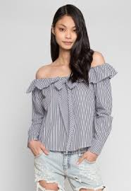 shoulder blouse women s the shoulder the shoulder fashion deals